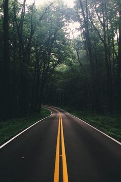 On The Road - Live Wallpapers Beautiful Roads, Beautiful World, Beautiful Places, Landscape Photography, Nature Photography, Nature Pictures, Cool Pictures, Image Nature, Forest Road