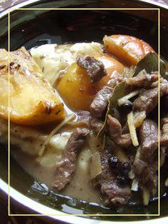 Gyömbéres, almás marha | Fűszer és Lélek Pot Roast, Ethnic Recipes, Food, Carne Asada, Roast Beef, Essen, Meals, Yemek, Eten