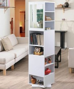 Swivel Bookcase Amazing Bookcases