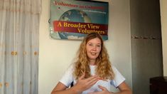 Volunteer Colombia Cartagena Review Yulia Omelchuk Children Care Program https://www.abroaderview.org