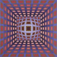Datta by Victor Vasarely