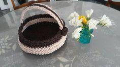 My brownie basket