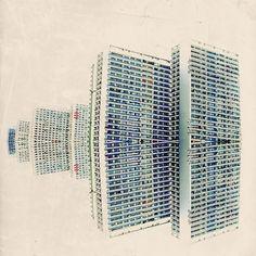 'Haus am See' series by Hannes Caspar