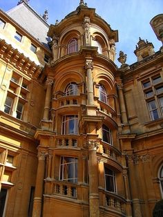 Waddesdon Manor, Buckinghamshire, England by lana