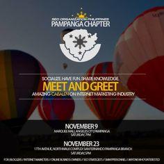 SEO Organization Pampanga Meet and Greet