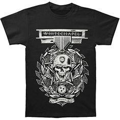 Whitechapel Men's Honor T-shirt #whitechapel #deathcore