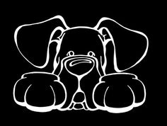 Do you love your Great Dane? Then a dog decal from Decal Dogs is what you need to celebrate your best friend. The decal measures 6 in. x 4 in. and can be applied to most smooth surfaces including your Big Dogs, Large Dogs, I Love Dogs, Cute Dogs, Cute Dog Costumes, Dog Halloween Costumes, Training Your Dog, Training Tips, Scary Movie Characters