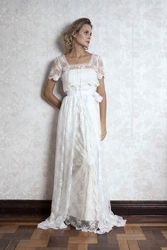 Vestido Noivinha do Pierrot http://marcapodearroz.com.br/