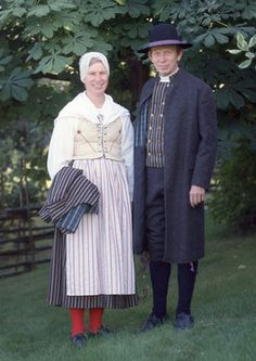 Vistadräkt - Småland Folk Costume, Costumes, Swedish Traditions, Daily Dress, Scandinavian, Fashion Dresses, Museum, Culture, Shirt Dress