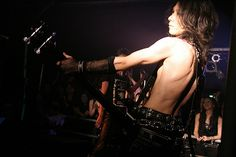 Heath. X-Japan.