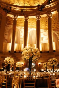 Gotham Hall NY this works for me : )