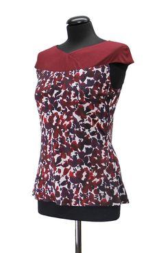 Schnittmuster Kleid Floro