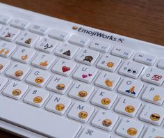 Does the Emoji Keyboard signify the end of the civilized, cultured, and educated world as we know it? But do I want an Emoji Keyboard? The Emoji Keyboard is a regular. Smileys, 100 Emoji, Typed Emojis, Emoji Room, Emoji Board, Emoji Craft, Accessoires Iphone, Cute Emoji, Iphone Cases