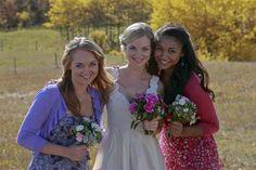 Amy, Ashley, and Soraya