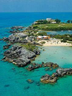 Swam on this beach!!!! tobacco bay, bermuda