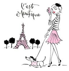 C'est magnifique, french, i learn french, french major Paris Party, Paris Theme, Paris Clipart, Romantic Paris, Paris Romance, Paris Images, Paris Pics, My Little Paris, Vintage Landscape