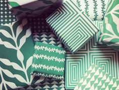 """The old gifting adage, """"it's the thought that counts"""" rings especially true when that thought has been well-wrapped. We've rounded up our favorite papers to find under the tree."""
