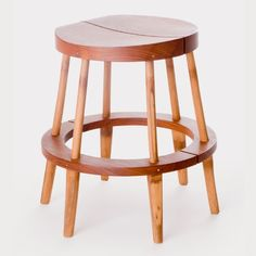 bamboo and rosewood stool by el dot furniture becca stool bamboo furniture modern bamboo