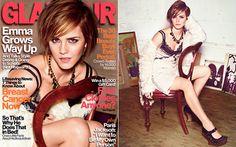 Emma Watson - Radar Fashion / CAPRICHO