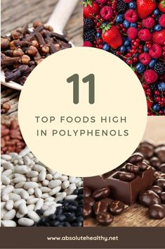 Top 11 Foods High In Polyphenols - Absolute Healthy. Polyphenols Food, Natural Cough Remedies, Natural Cures, Herbal Remedies, Fruit Infused Water, Healthy Environment, Eating Organic, Healthy Drinks, Health