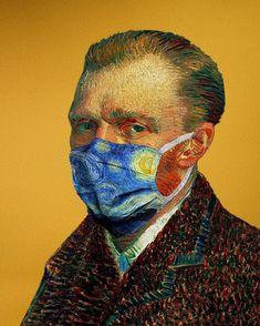 Vincent Van Gogh, Van Gogh Tapete, Van Gogh Wallpaper, Angel Wallpaper, Van Gogh Art, Photocollage, Masks Art, Art Hoe, Art Memes