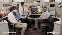 """It starts of with some Zancing (Zac dancing). 