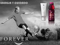 Si eres amante de los deportes, tienes que conocer estos dos productos de Forever Living Products: ALOE MSM GEL y POMESTEEN POWER.