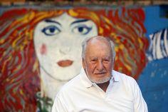 """""""Viví muchas vidas"""", dice Guillermo Roux, que presentará sus dibujos en el Bellas Artes - Télam - Agencia Nacional de Noticias"""