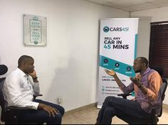 Etop Ikpe runs a startup that guarantees you can sell your car in 45 mins hence the interesting name CARS45  He joins CFA to share his thoughts on a number of issues. Enjoy the chat https://youtu.be/fXMWiW7xxEA on Tech Trends Channels Television.  Etop is more or less a veteran in this space having tried his hands on over a dozen ideas that died plus a stint at DealDey Limited Konga Online Shopping Ltd.  Any surprise that Cars45.com has raised 5M USD in only a short time? As for the future…
