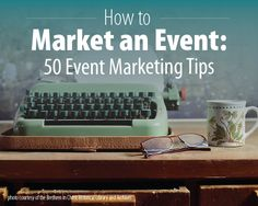 Here are some tips to plan and execute a successful event!