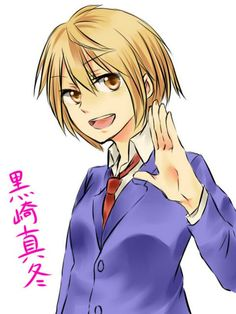 http://www.zerochan.net Tags: Anime, Tsubaki Izumi, Oresama Teacher, Kurosaki Mafuyu