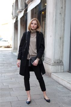 Fashion Mugging - wish I could wear such simple clothes