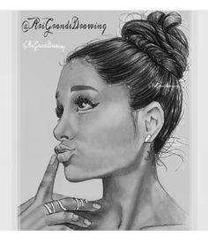 Disegni Ariana Grande