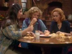SOAP - 1977.  A great scene from a great show.  The women are just a little frustrated because none of their men are showing much interest in sex.  This is must-see.