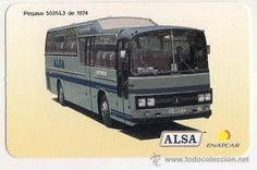 autobuses antiguos alsa - Buscar con Google