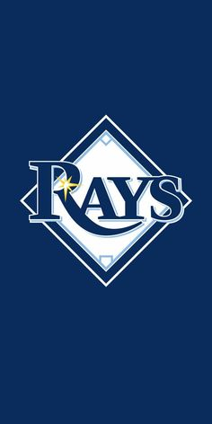 Bulls Wallpaper, Baseball Wallpaper, Mlb Team Logos, Mlb Teams, Tampa Bay Rays Baseball, Rays Logo, Bay Sports, World Baseball Classic, Minor League Baseball