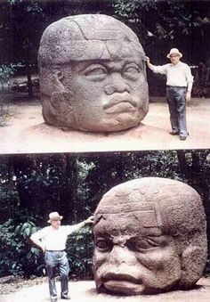 The Olmec Enigma