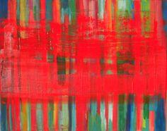 "Saatchi Online Artist: Aida Markiw; Oil, 2012, Painting ""Heat Wave"""