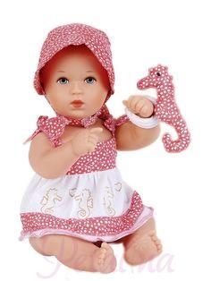Kathe Kruse Bath Baby Alina