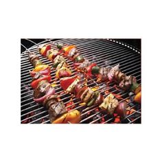 A great set of grilling accessories can turn your grill into the best BBQ station. Here are the best tools in every BBQ category, including skewers, tongs, brushes, and more. Bbq Skewers, Shish Kabobs, Lamb Kebabs, Veggie Kabobs, Chicken Skewers, Grilling Tips, Grilling Recipes, Shishkabobs Recipe, Recipe Ideas