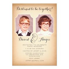 Shop School Photos Funny Wedding Photo Invite created by Pip_Gerard. Personalize it with photos & text or purchase as is! Wedding Humor, Wedding Tips, Wedding Couples, Gold Wedding, Ikea Wedding, Wedding Hacks, Wedding Shit, Wedding Poses, Spring Wedding