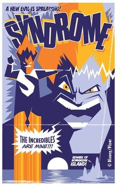 The+Incredibles+-+Syndrome+by+Eric+Tan.jpg (360×571)
