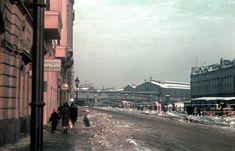 1940:Berlin, Bahnhof Friedrichstrasse