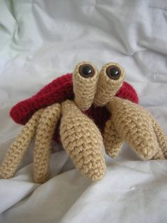Purple Chair Crochet: Sea Creatures (Fantastic Finds)