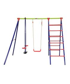 Playworld Monkey Bars With Attachment For Playworld Swing