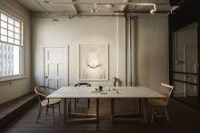 Williams Burton Leopardi's Elegant Studio: A Home Away From Home