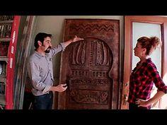 Moroccan Door Design