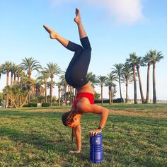 Unglaublich! @fitngym_ wir verlieren schon unsere Balance wenn wir Deine Pose nur ansehen! Ihr Outfit: Der Dash Bra und unsere beliebte Salar Capri. #LiveFabletics #Sportbekleidung #Workout #fitspo