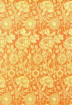 William Morris Pink and Rose