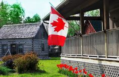 Canadian Heritage #canada #jamiecreates1 #jamiewoganedwards #photography #flags #museum